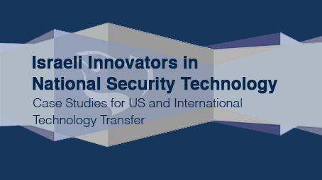 center for technology national security Mit lincoln laboratory is a federally funded research and development center chartered to apply advanced technology to problems of national security.