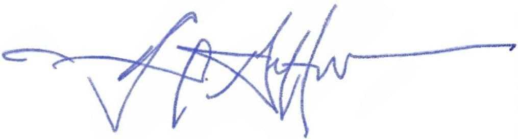 Frank Signature Blue